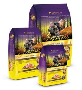 Zignature Turkey Formula Dry Dog Food