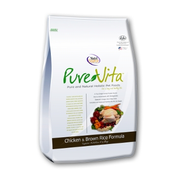 PureVita™Chicken & Brown Rice Dry Dog Food