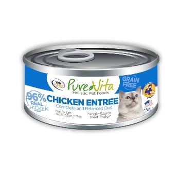 PureVita™Grain Free Chicken Canned Cat Food