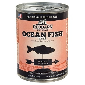 Grain Free Ocean Fish Pate - Healthy Weight Formula Dog Food