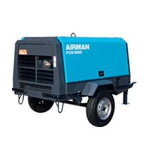 Airman Compressor Model PDS 185S