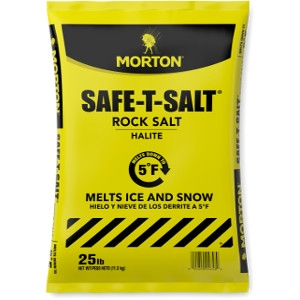 Morton Safe-t-Salt Rock Salt Halite