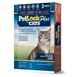 PetLock Plus for Cats