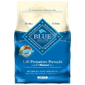 Blue Buffalo Life Protection Formula® Chicken and Brown Rice Recipe For Adult Dog