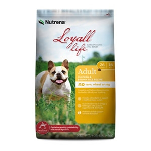 Nutrena® Loyall Life™ Adult Chicken & Brown Rice Recipe Dog Food