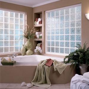 True Glass Block Windows