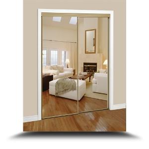 Dunbarton Corp. Slimfold Bifold Closet Doors