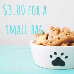 Bulk Mix Cookies: $3.00 for Small Bag