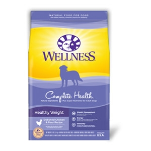 Wellness Complete Healthy Weight Chicken Dry Dog Food