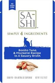 Sa-Shi Bonito Tuna and Mackerel Recipe