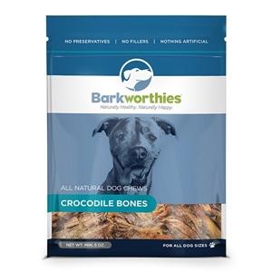 Crocodile Bones Dog Treats, 5 oz.