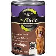 Avoderm Canned Dog Food Lamb Recipe