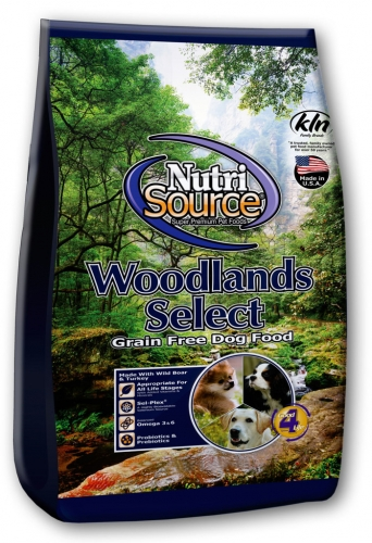 NutriSource Grain Free Woodlands Select