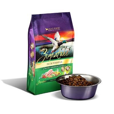 Zignature Duck Dry Dog Food