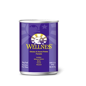 Complete Health Chicken & Sweet Potato Canned Dog Food, 12.5 oz.