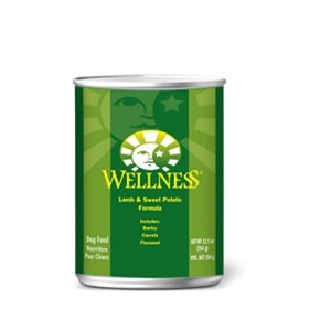 Complete Health Lamb & Sweet Potato Canned Dog Food, 12.5 oz.