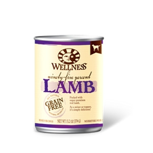 95% Lamb Grain Free Canned Dog Food Mixer or Topper, 13.2 oz.