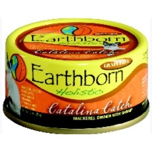 Earthborn Holistic Grain Free Catalina Catch Wet Cat Food, 3 oz.