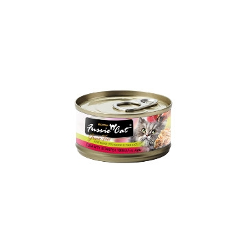 Fussie Cat Tuna with Ocean Fish Canned Cat Food