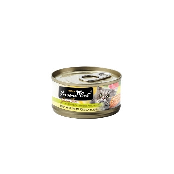 Fussie Cat Tuna with Shrimp Canned Cat Food