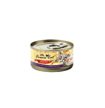 Fussie Cat Chicken & Duck Canned Cat Food