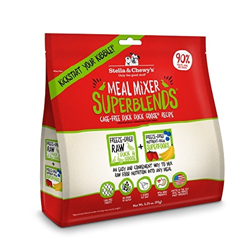Stella & Chewy's 16oz Meal Mixer SuperBlends Duck