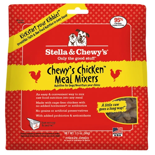 Stella & Chewy's 16oz Meal Mixer SuperBlends Lil Superblend Chicken