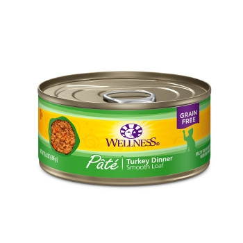 Wellness Complete Health™ Turkey Paté Canned Cat Food