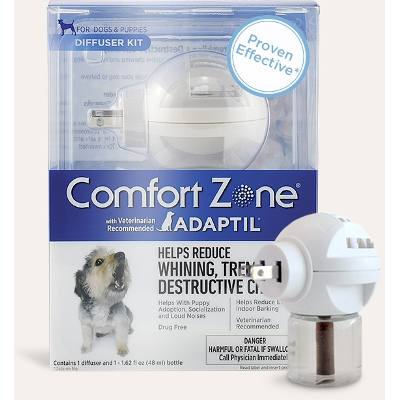 Comfort Zone® Diffuser with Adaptil® for Dogs