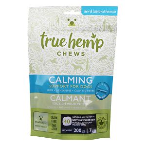 True Hemp Calming Chews for Dogs