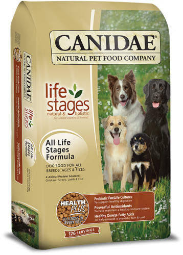 CANIDAE All Life Stages Dog Food