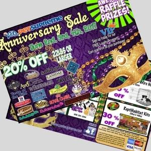 Anniversary Sale! 6/2 - 6/4