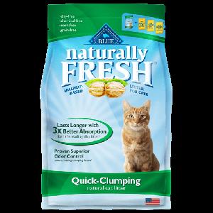 Blue Naturally Fresh Quick Clumping Cat Litter