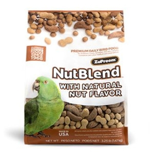 Zupreem NutBlend Bird Food