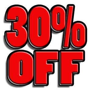 30% Off Freshwater Fish