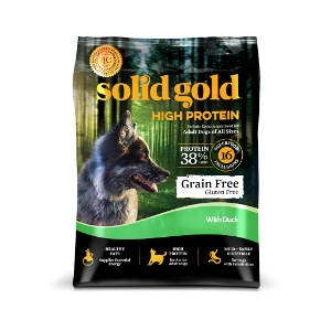 Solid Gold High Protein With Duck