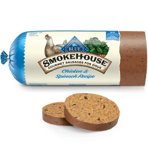 BLUE Smokehouse™ Gourmet Sausages Chicken & Spinach
