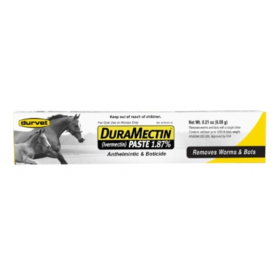 Durvet Duramectin Horse Dewormer
