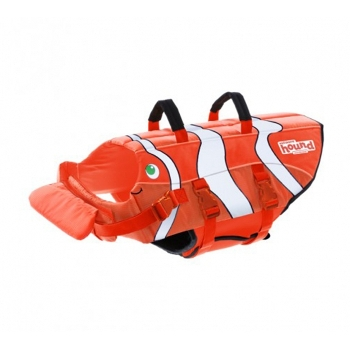 Outward Hound Fun Fish Dog Life Jacket