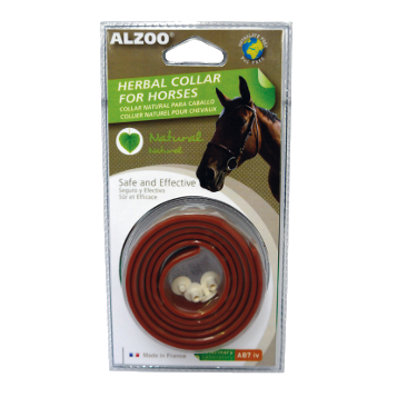 Alzoo Herbal Collars for Horses
