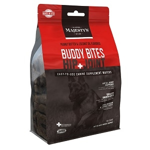 Majesty's Buddy Bites Hip & Joint Wafers for Dogs