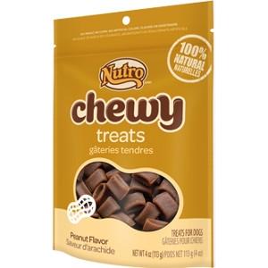Nutro Chewy Treats, 4 oz. bag