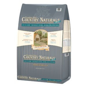 Grandma Mae's Country Naturals Low Fat & Senior Dry Dog Food