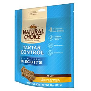 Tarter Control Dog Biscuits, 16 oz.
