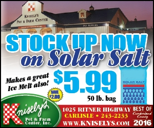 Save $2.00 on Solar Salt