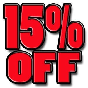 15 % Off ALL Dental Products