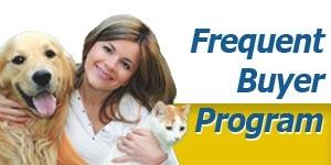 Pet Food Frequent Buyer Program