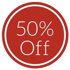 50% Off Pet Costumes!