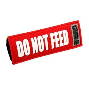 Bark Notes- Do Not Feed