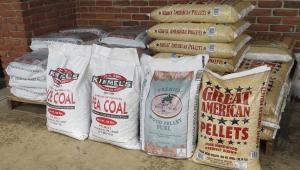 Wood Pellets & Coal   Ephrata Agway, Ephrata, PA